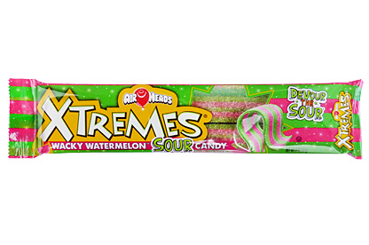 Airheads Extremes Sour Watermelon Belts (57g)-0