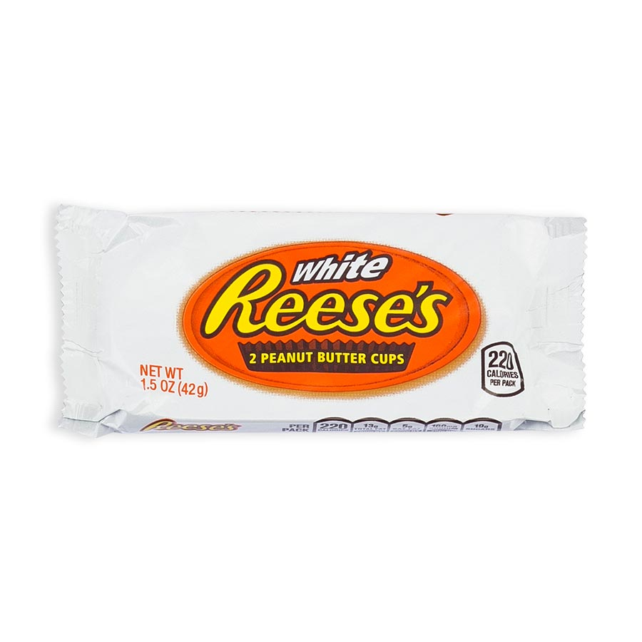 Reese's White Peanut Butter Cups (39g)-0