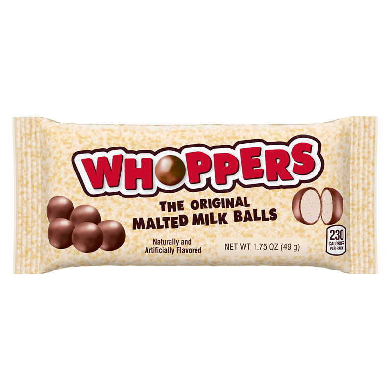 Whoppers Malted Milk Balls (49g)-0