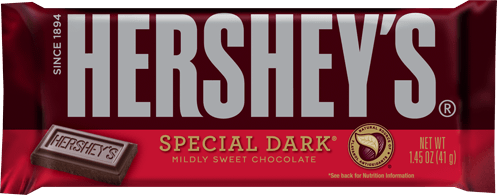 Hershey's Special Dark Chocolate Bar (41g)-0