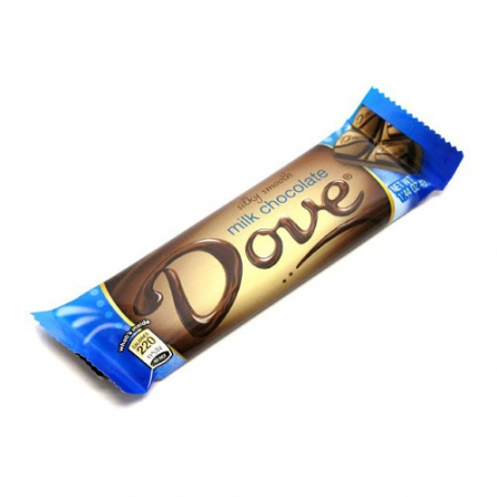 Dove Milk Chocolate Bar (41g)-0