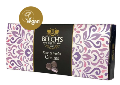 Beech's Rose and Violet Creams (130g)-0