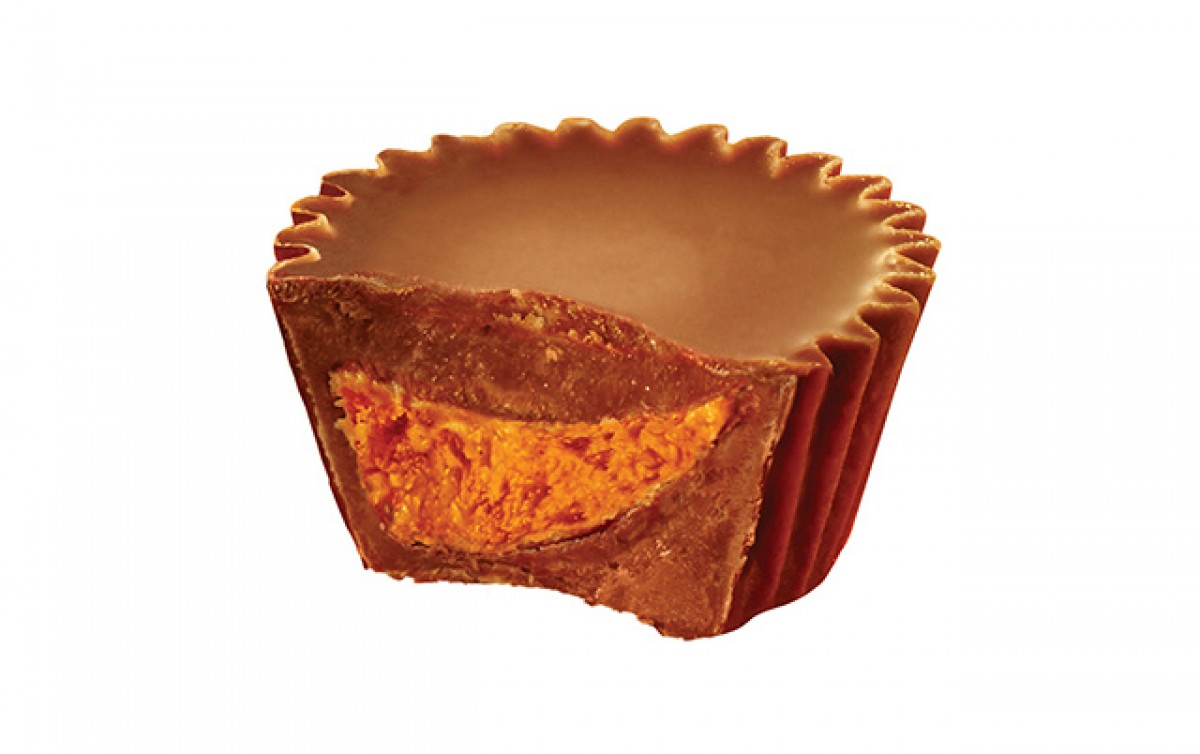 Reese's Peanut Butter Cups Minis Unwrapped (215g)-9829