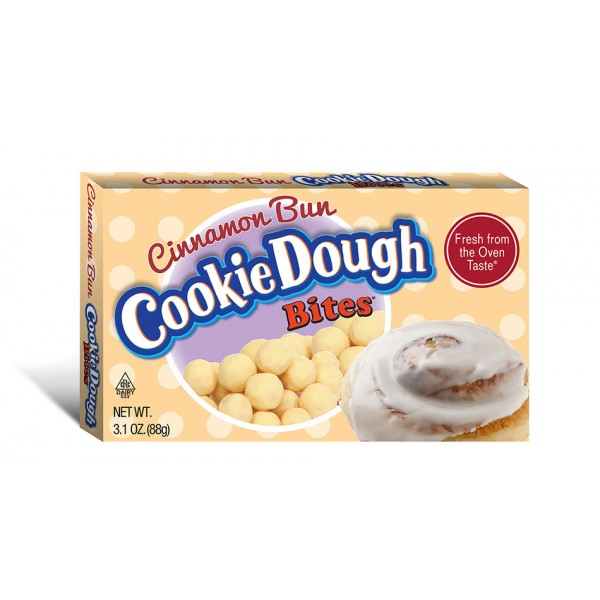 Cinnamon Bun Cookie Dough Bites (88g)-0