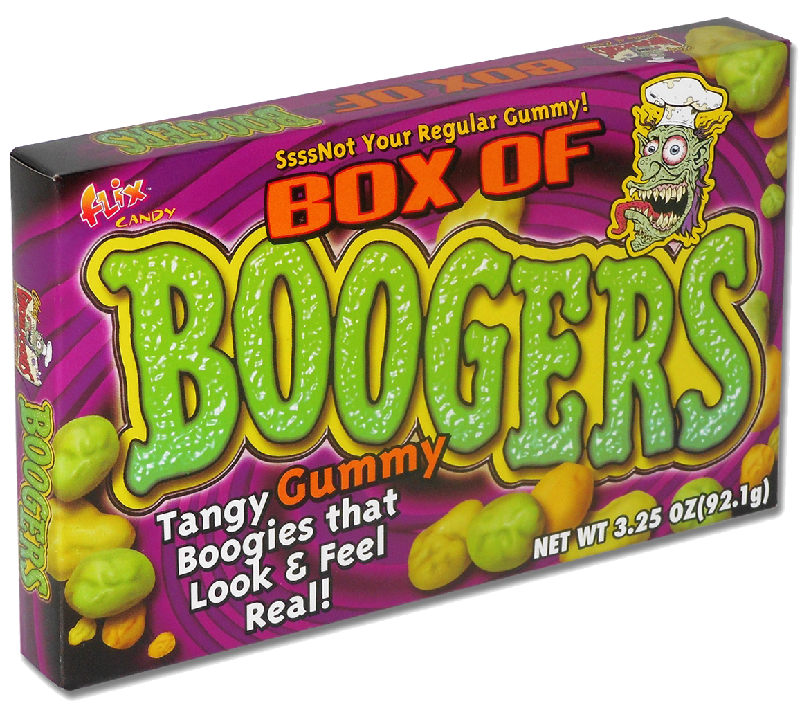 Box of Boogers (92g)-0