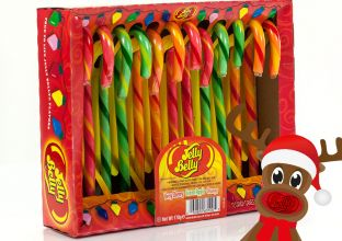 Jelly Belly Gourmet Candy Canes (170g)-0