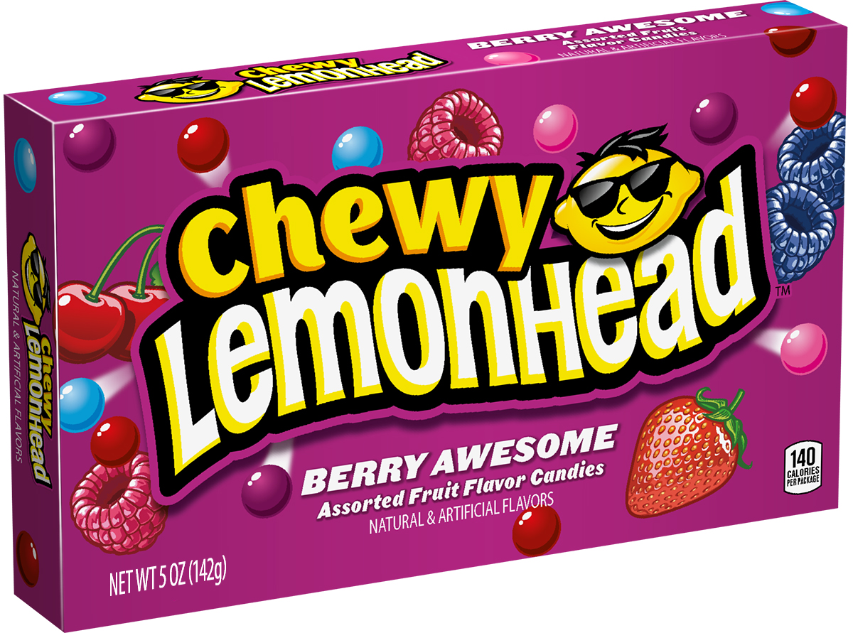 Chewy Lemonhead Berry Awesome (142g)-0