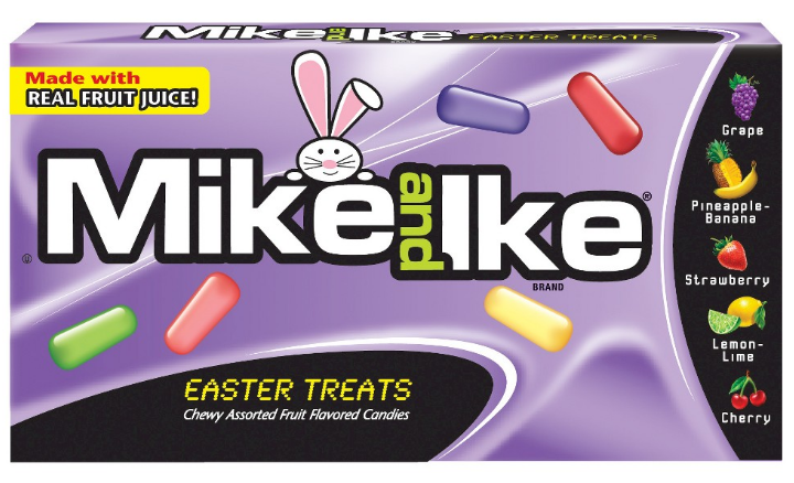 Mike and Ike Easter Treats (141g)-0