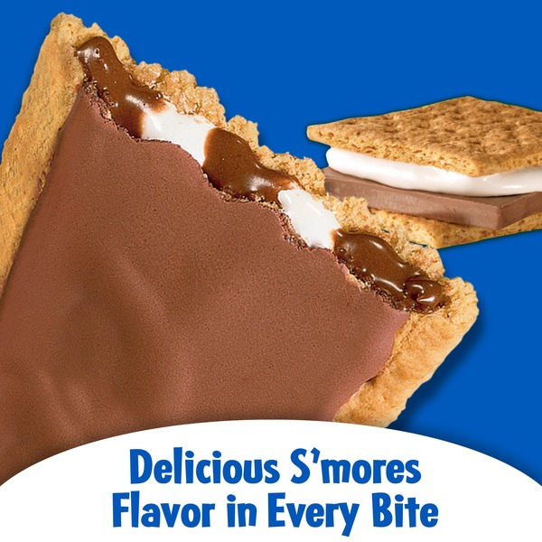 Kellogg's Pop Tarts Frosted S'mores (416g)-9243