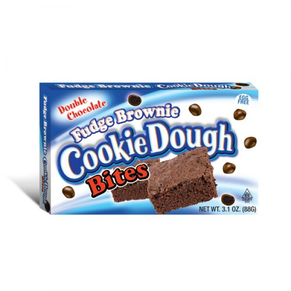Fudge Brownie Cookie Dough Bites (88g)-0