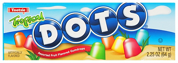Tropical Dots (64g)-0