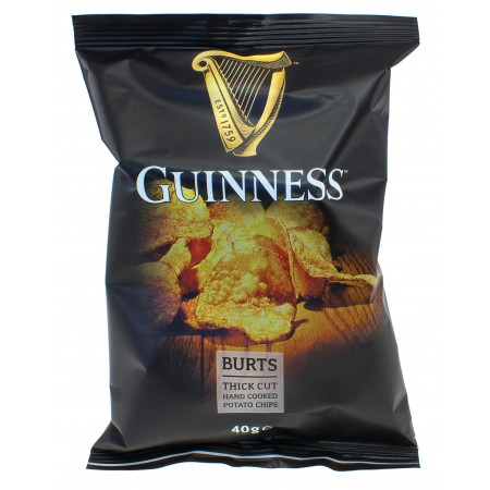 Burts Guinness Thick Cut Chips (40g)-0