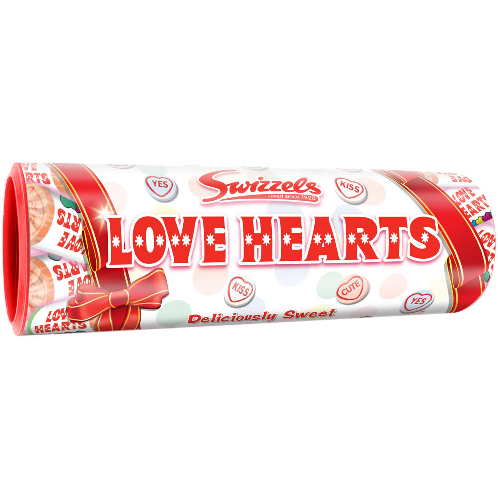 Swizzels Matlow Love Hearts Tube (108g)-0