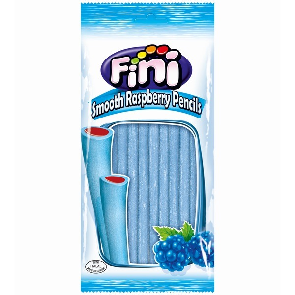 Fini Smooth Raspberry Pencils (200g)-0