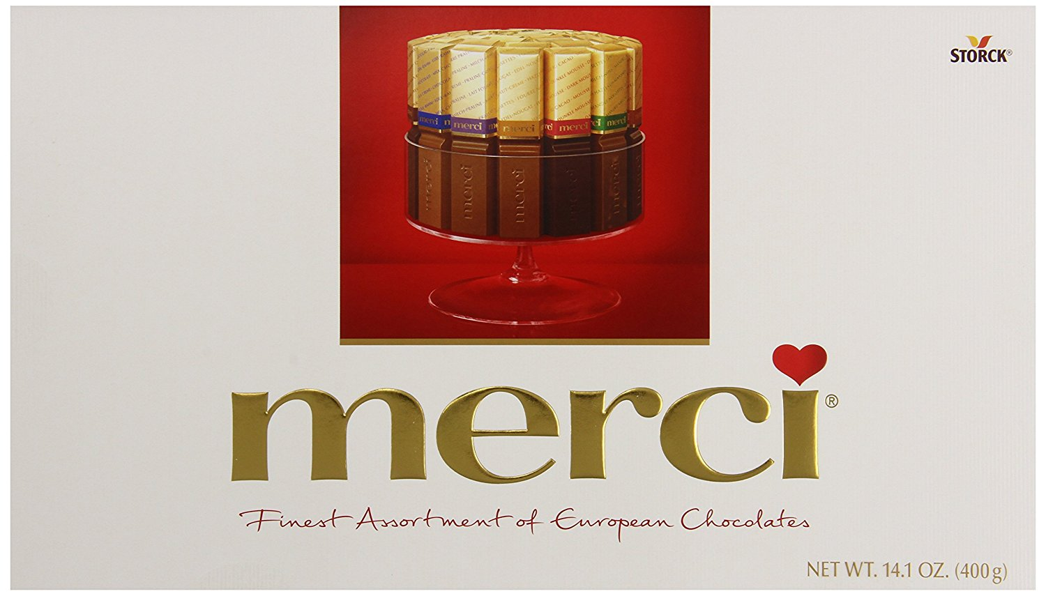 Merci Chocolate Finest Selection (400g)-0