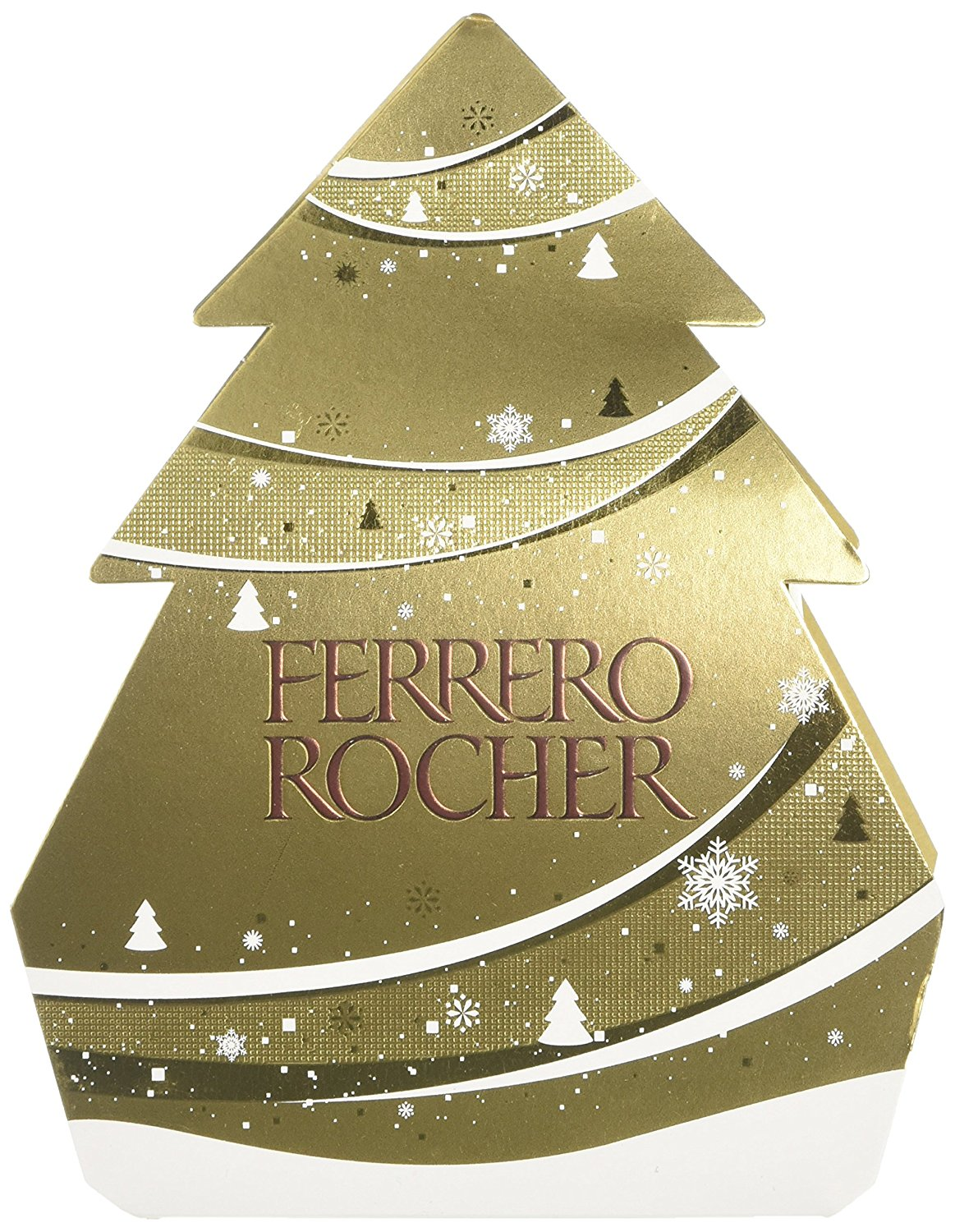 Ferrero Rocher Mini Chocolate Tree (50g)-0
