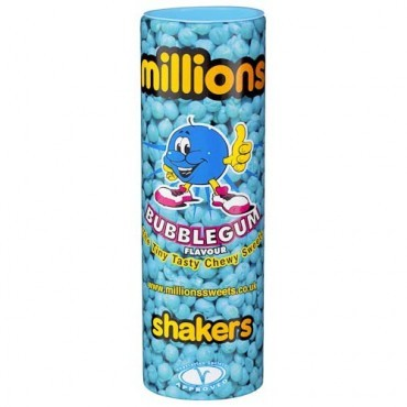 Millions Bubblegum Shakers (90g)-0