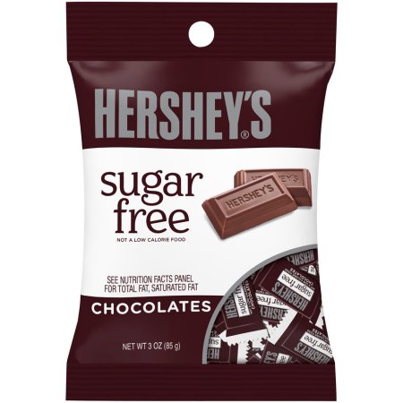 Hershey's Sugar Free Chocolates (85g)-0