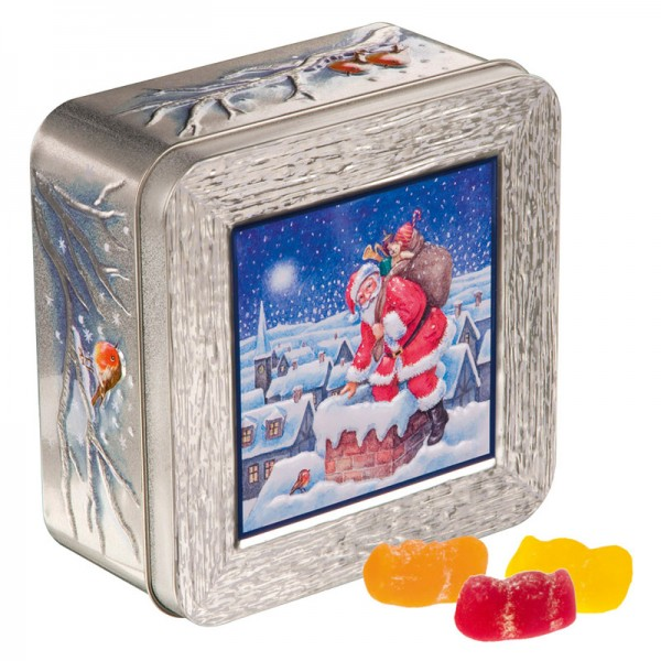 Churchill's Father Christmas Jelly Babies (200g)-0