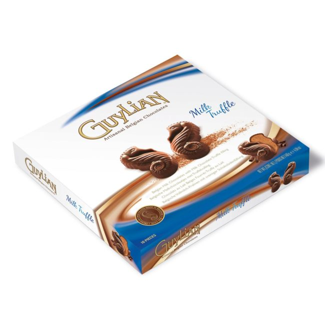 Guylian Milk Chocolate Truffles (140g)-0