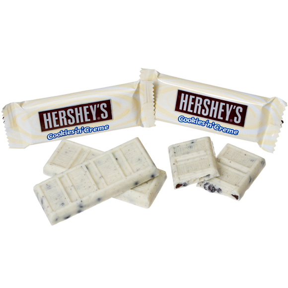 Hershey's Cookies 'N' Creme Snack Size (293g)-7716