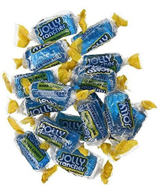 Jolly Rancher Hard Candy Blue Raspberry (53g)-8910