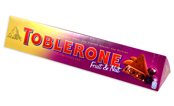 Toblerone Fruit & Nut (360g)-0