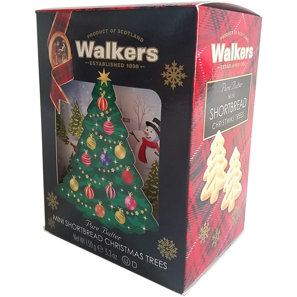 Walkers Christmas Trees (150g)-0