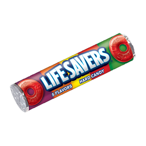 LIFE SAVERS HARD CANDY 5 FLAVOURS (32g)-0