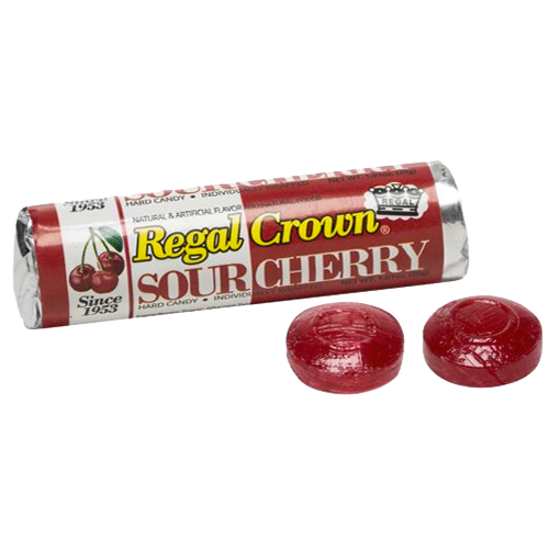 Regal Crown Sour Cherry (29g)-0