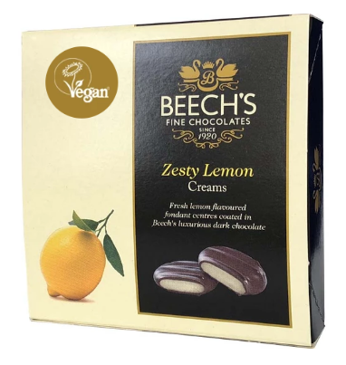 Beech's Zesty Lemon Creams (90g)-0