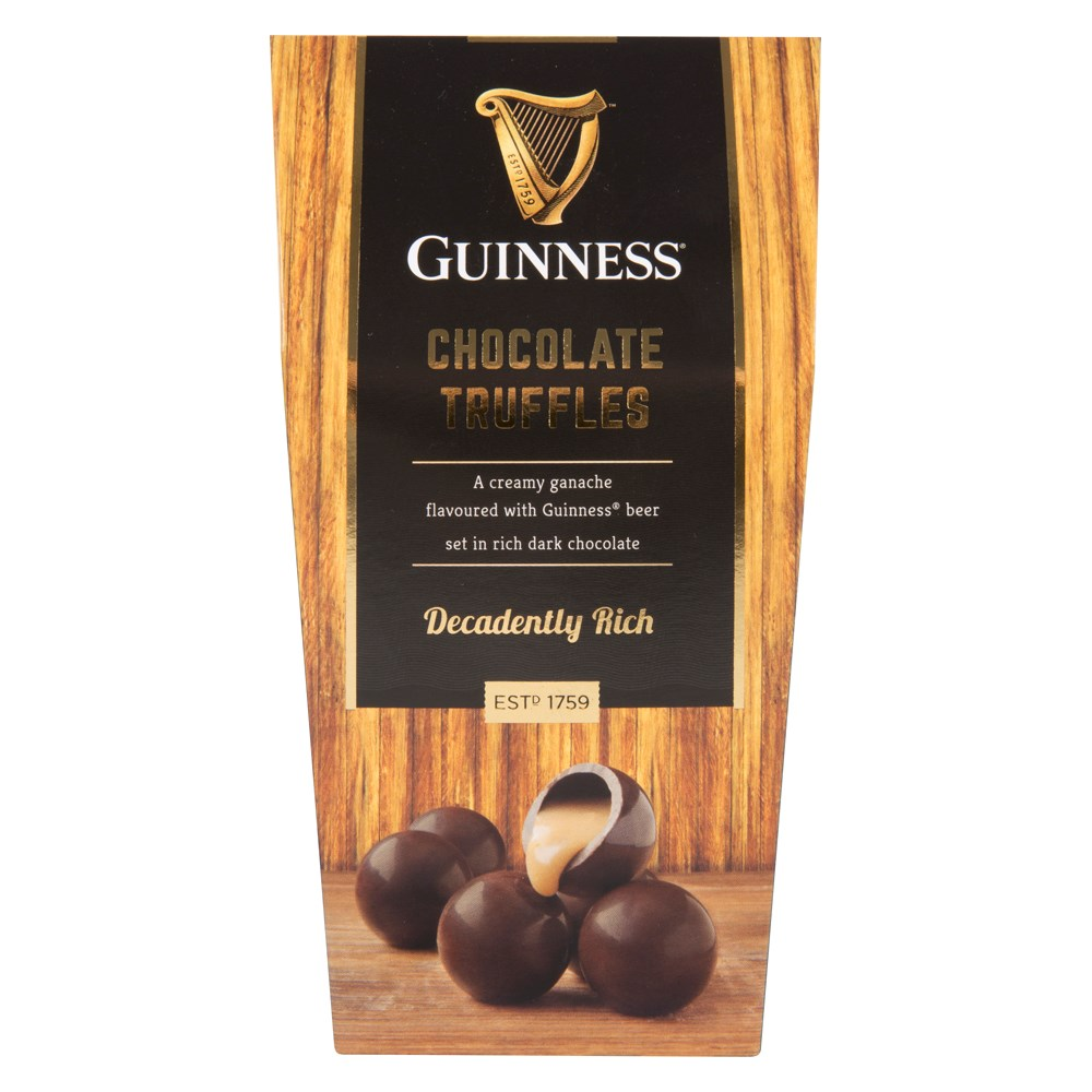 Guinness Chocolate Truffles (135g)-0