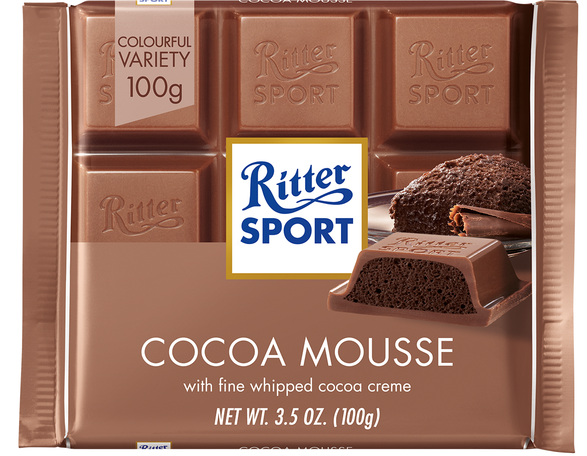 Ritter Sport Cocoa Mousse (100g)-0