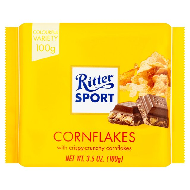 Ritter Sport Cornflakes (100g)-0