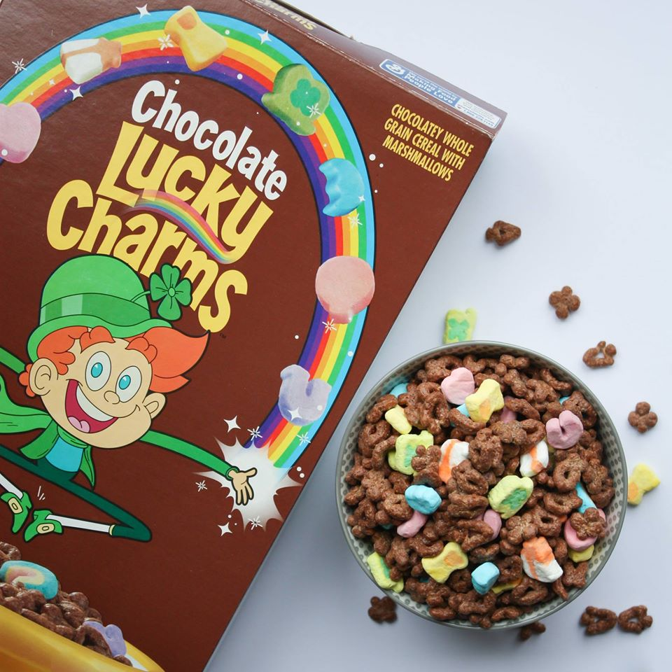 Lucky Charms Chocolate (340g)-9490