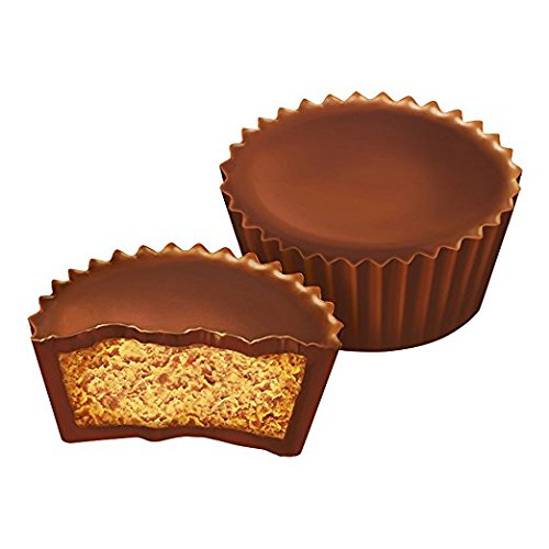 REESE'S PEANUT BUTTER CUPS MINIATURES SUGAR FREE (85G)-9835