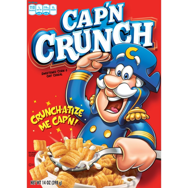 Cap'n Crunch Original (397g)-0