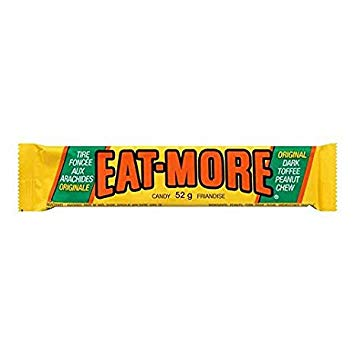 Hershey Eat More Toffee Bar (52g)-0