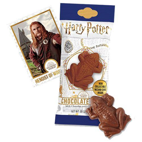 HARRY POTTER MILK CHOCOLATE FROG (15G)-8240