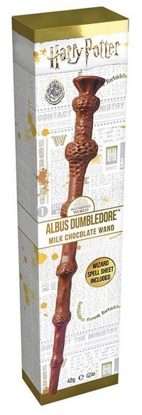 ALBUS DUMBLEDORE'S MILK CHOCOLATE WAND (42G)-0