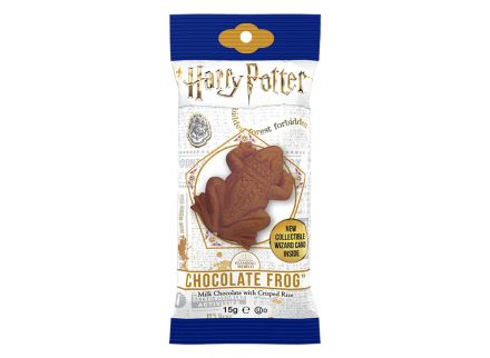 HARRY POTTER MILK CHOCOLATE FROG (15G)-0