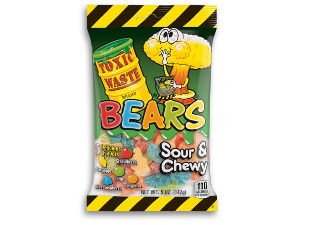 Toxic Waste Bears (142g)-0