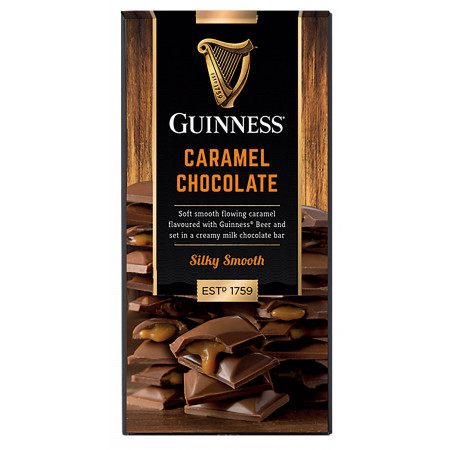 Guinness Caramel Chocolate (90g)-0