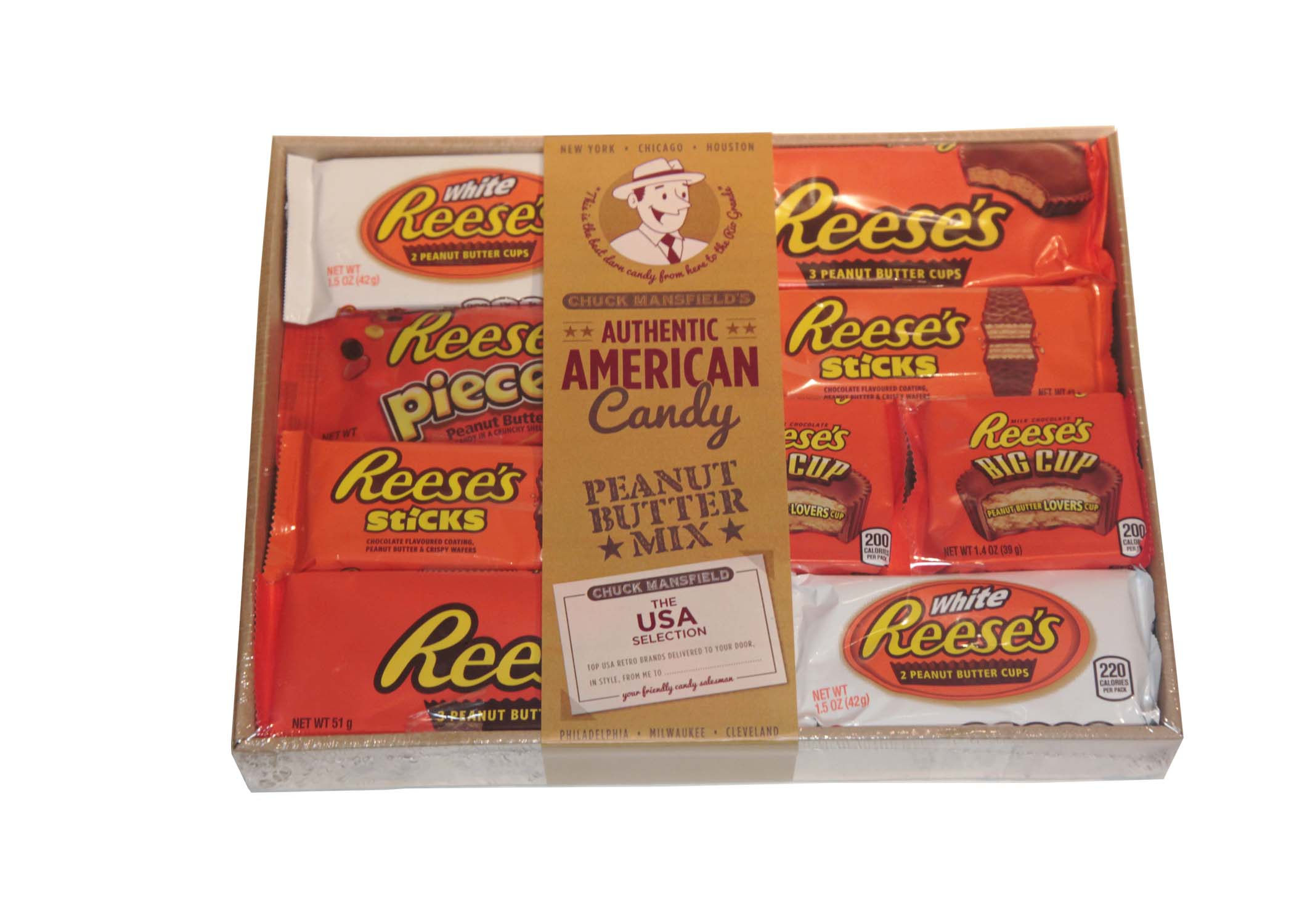 Kingdom Of Sweets Reese's Pieces Large Hamper (340g)-0