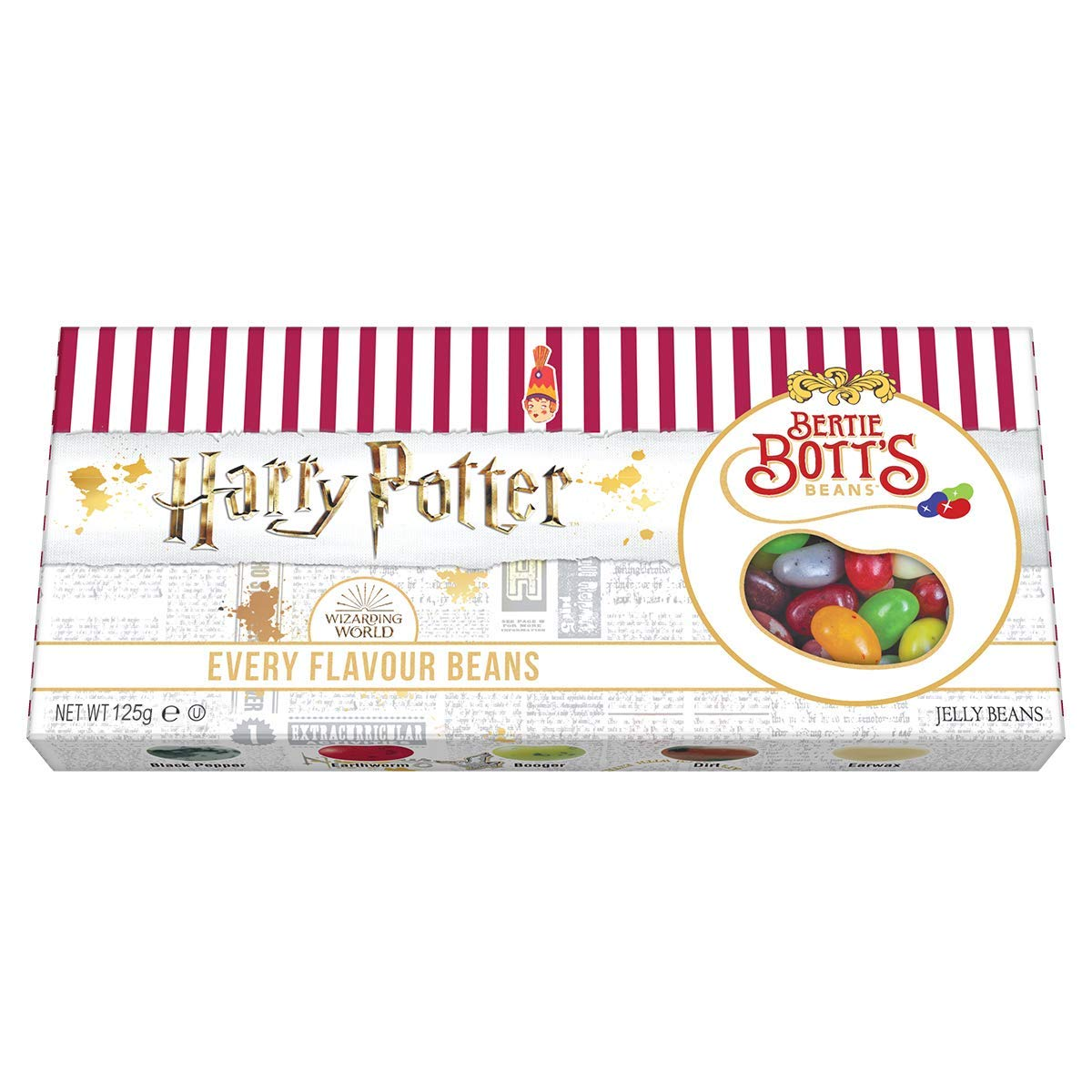 Harry Potter Bertie Bott's Every Flavour Beans Gift Box (125g) -0