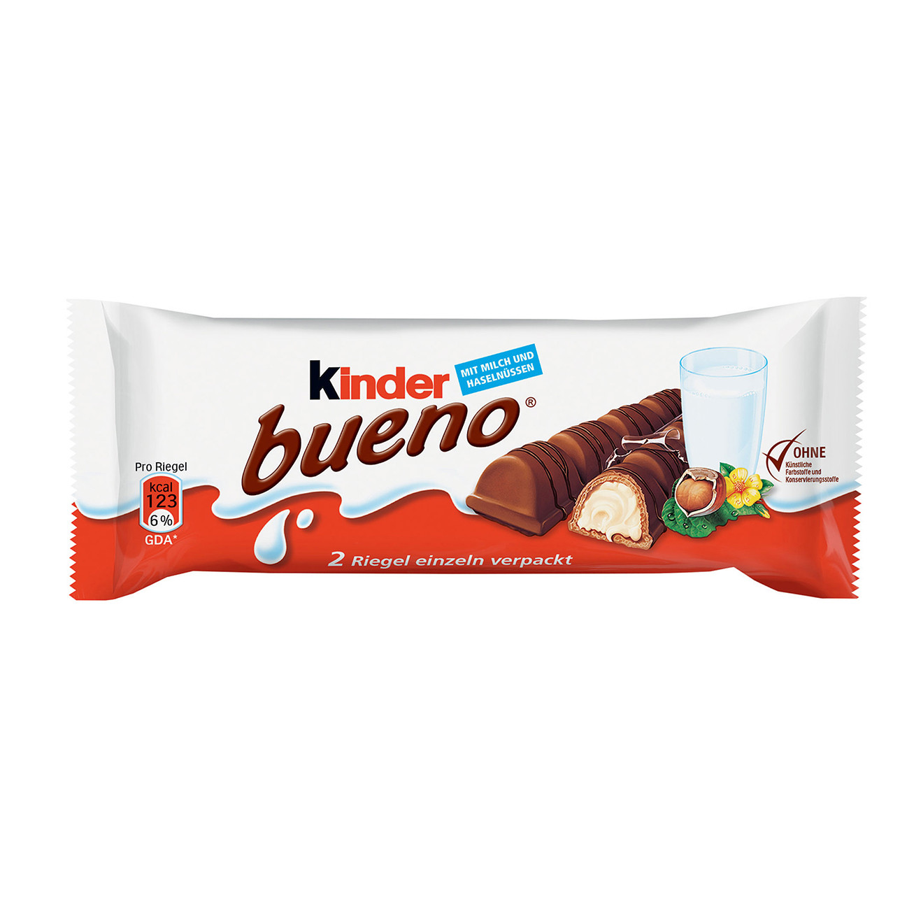 Kinder Bueno Maxi Chocolate (344g)-8975