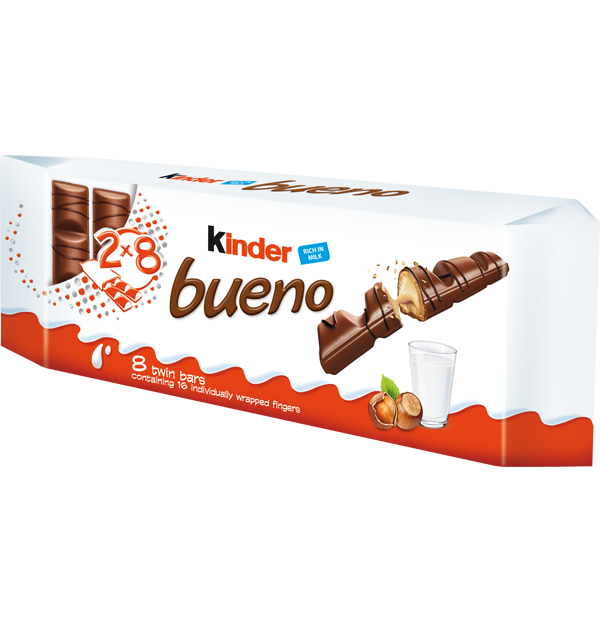 Kinder Bueno Maxi Chocolate (344g)-0