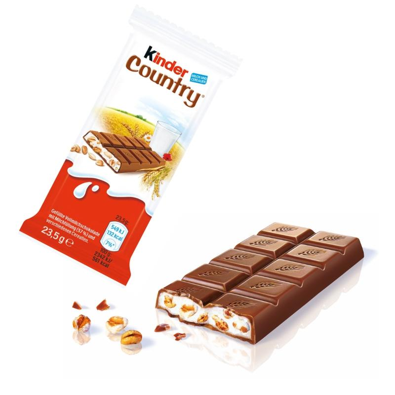 Kinder Country Bars (200g)-8977