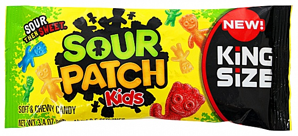 Sour Patch Kids King Size (96g)-0