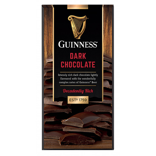 Guinness Dark Chocolate (90g)-0